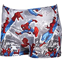 arena Marvel Jr Bañador Short, niños, (Spider), 6-7