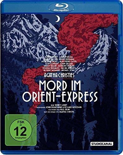 Bild von Mord im Orient-Express - Agatha Christie [Blu-ray]