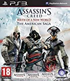 Cheapest Assassin's Creed Birth of a New World  The American Saga on PlayStation 3