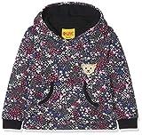 Steiff Baby-Mädchen Sweatshirt Sweathirt 1/1 Arm, Mehrfarbig (Allover|Multicolored 0003),74