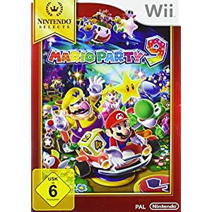 Wii Mario Party 9 Selects. Für Nintendo (Video Game)