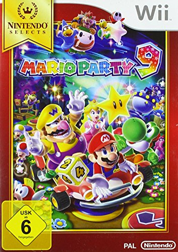 Mario Party 9 [Nintendo Selects] (9 Party Mario Wii)