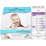 Easy@Home 50 x Test ovulazione 25mIU/ml, Accuratezza Oltre il 99%-–Alimentata da gratuita Italiana applicazione Premom…