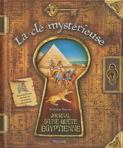 Journal d'une quête égyptienne par Nicholas Harris