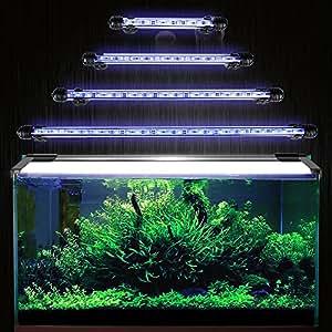 greensun aquarium led beleuchtung leuchte lampe 27 leds. Black Bedroom Furniture Sets. Home Design Ideas