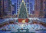 Ravensburger 19336 - Weihnachten in New York - Puzzle 1000 Teile