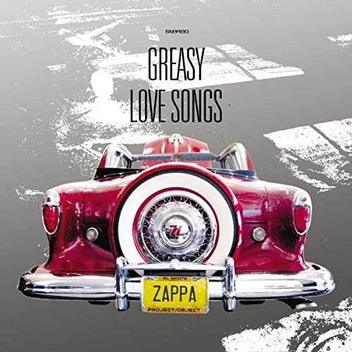 Greasy Love Songs - Tirage Limité