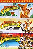 Beverly Hills Chihuahua 1-3 Tripack DVD [Import anglais]