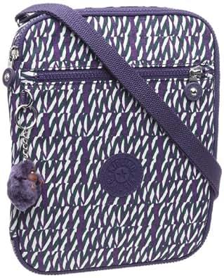 Kipling DIGI TOUCH BAG K12770, Unisex - Erwachsene Laptop-Taschen, Violett (Combo Purple 679), 20x26x2 cm (B x H x T)