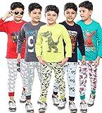 #6: meril boys fullsleeve sleepwear with pant