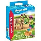 Playmobil - Cavalière avec Poney - 70060