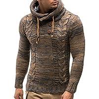b7636c55e4d9 LEIF NELSON Herren Pullover Hoodie Kapuzenpullover Strickpullover Longsleeve  Sweater Sweatshirt Pulli LN20227
