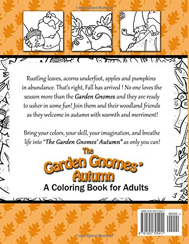 The-Garden-Gnomes-Autumn-A-Coloring-Book-for-Adults-Volume-12-Chroma-Tomes