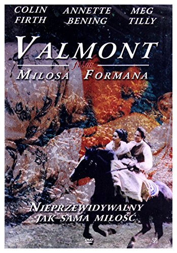 Valmont [DVD] by Colin Firth