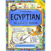 Egyptian Activity Book (Crafty History) by Sue Weatherill (2005-09-01)