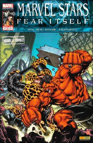 Marvel stars 13 (fear itself)