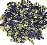 Bio Getrocknete Blau Butterfly Pea Thai Herbals Tee - 200g (Blue Pea)