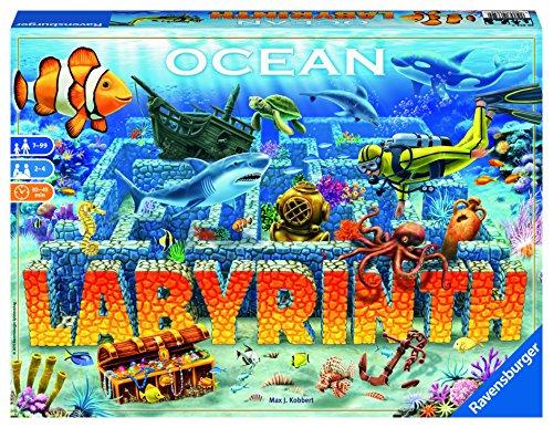 Ocean Labyrinth Game