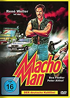 Macho Man - Harte Fäuste