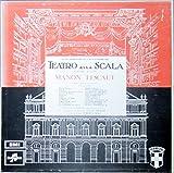 Puccini: MANON LESCAUT (Gesamtaufnahme: Mailand 1957) [Vinyl Schallplatte] [3 LP Box-Set]