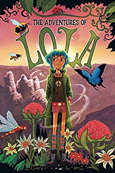 Books for kids: The Adventures of Lola: A Magical Illustrated Fairy Tale with Morals, Set in Sydney Australia - Environmental Values, Self Confidence for Girls, Coming of Age by [Harley, Jade]