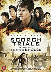 Dvd - Maze Runner - Scorch Trials (1 Dvd)