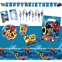 Amscan 9903026Party Set Transformers