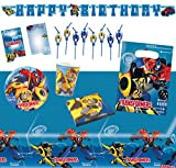 Amscan 9903026 Party Set Transformers