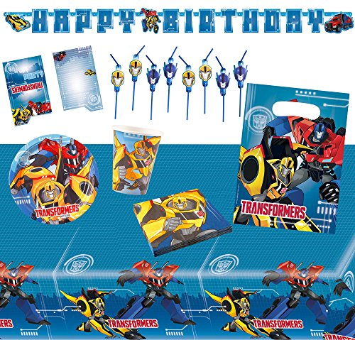 (Amscan 9903026 Party Set Transformers)