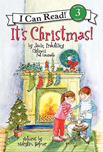It's Christmas! (I Can Read. Level 3) por Jack Prelutsky