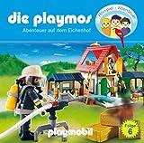 Die Playmos - Folge 6: Abenteuer Eichenhof (Das Original Playmobil Hörspiel)