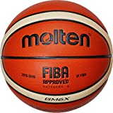 molten Basketball, Orange/Ivory, 6, BGM6X
