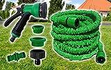 Flexi Schlauch flexibler Gartenschlauch Flexschlauch 15m