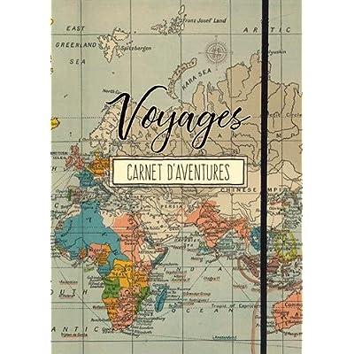 Voyage, Carnet d'Aventure