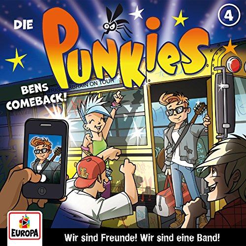 Die Punkies (4) Bens Comeback - Europa 2017
