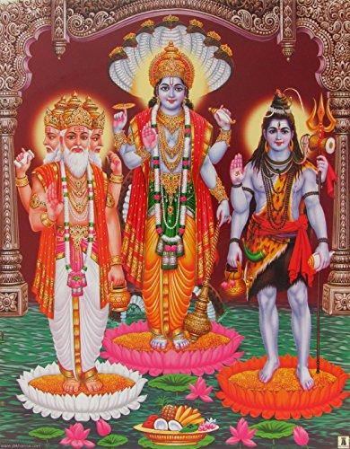 avercart-lod-brahma-vishnu-shiva-brahma-vishnu-mahesh-poster-21x28-cm-unframed-85x11-inch-rolled
