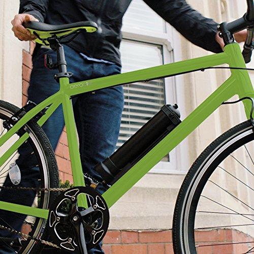 "61OlzwfMS L. SS500  - AEROBIKE Electric Bike Mens Hybrid eBike Bicycle 28"" Wheels Pedal Assisted Mountain Bike 36v Li-ion Battery SRAM Automatix Gear System"
