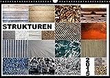 Strukturen (Wandkalender 2015 DIN A3 quer): Strukturen, Oberflächen, Muster, Materialien (Monatskalender, 14 Seiten)