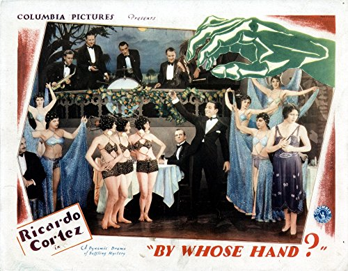 Hand Movie Poster (by Whose Hand? Movie Poster Masterprint (71,12 x 55,88 cm))