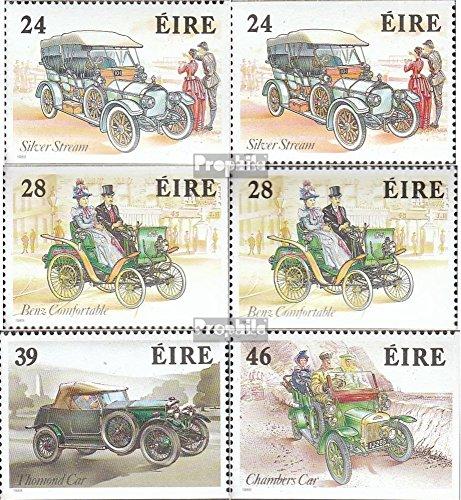 Irland 671D,E,672D,E,673D,674E (kompl.Aus 1989 Verkehrswesen (Briefmarken für Sammler)