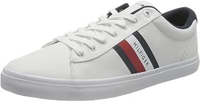 Tommy Hilfiger Essential Detail, Dettaglio Stripes Essenziale Sneaker Uomo