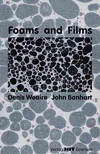 Foams and Films (Flüssigkeiten Schaums)