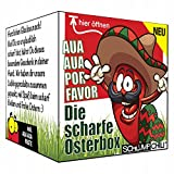 Schlump-Chili Die scharfe Osterbox - ein kleines Ostergeschenk für Erwachsene