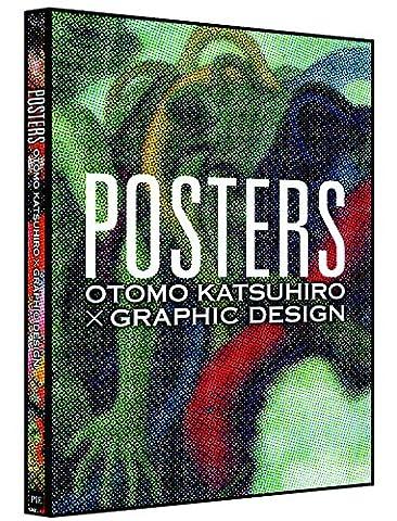Katsuhiro Otomo - Otomo Katsuhiro Posters X Graphic
