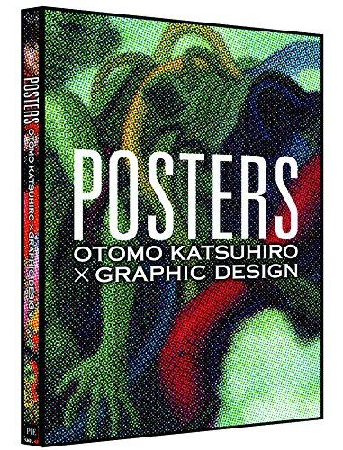 Posters: Otomo Katsuhiro graphic Design por Katsuhiro Otomo