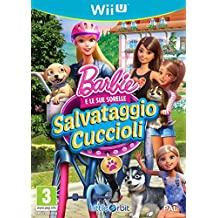 Barbie E Le Sue Sorelle: Salvataggio Cuccioli [Importación Italiana]