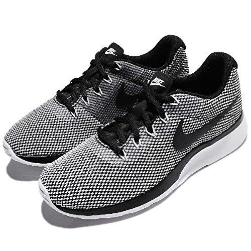 Nike Damen Tanjun Racer Fitnessschuhe, Schwarz (Black/White 005), 38 EU