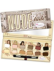 Thebalm palette nude tude, 9,6 g
