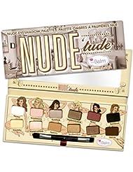 theBalm Lidschatten-Palette Nude Tude Naughty Palette