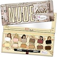 The Balm Nude 'tude - Paletta di ombretti, 11,08g